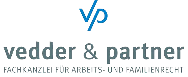 Logo - Rechtsanwaltskanzlei Vedder & Partner