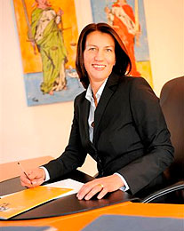 Fachanwältin Andrea Hogrefe-Vedder